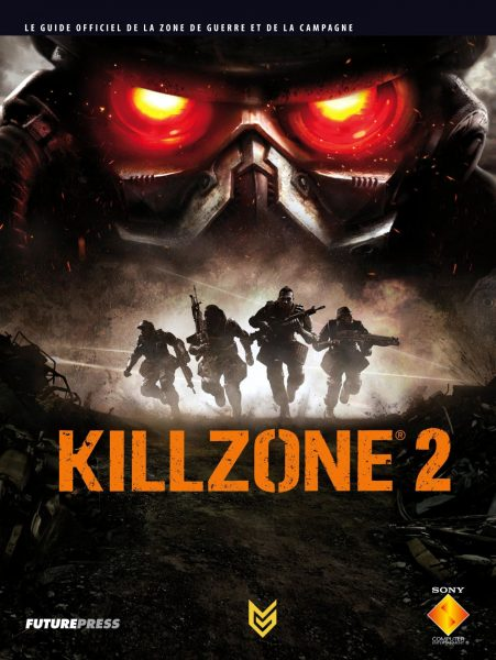 guide officiel - Killzone 2