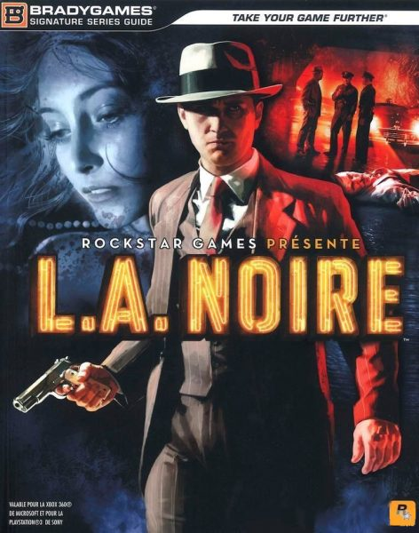 guide officiel - L.A. Noire