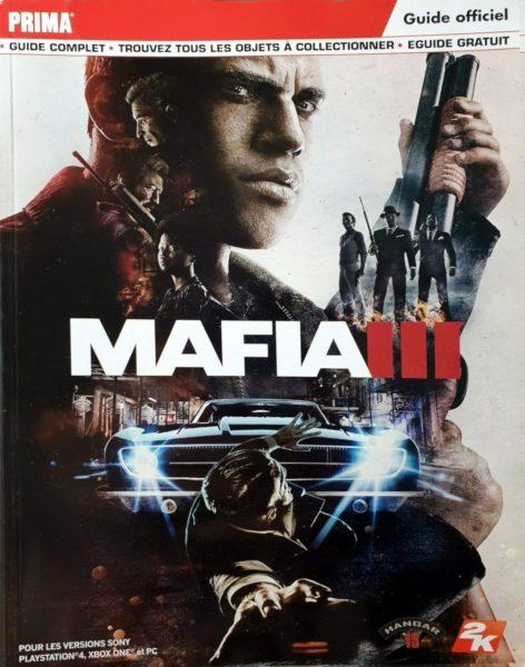 guide officiel Mafia 3
