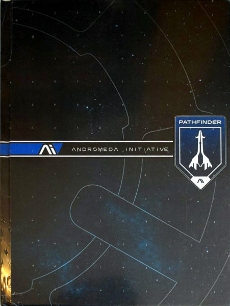guide officiel Mass Effect Andromeda