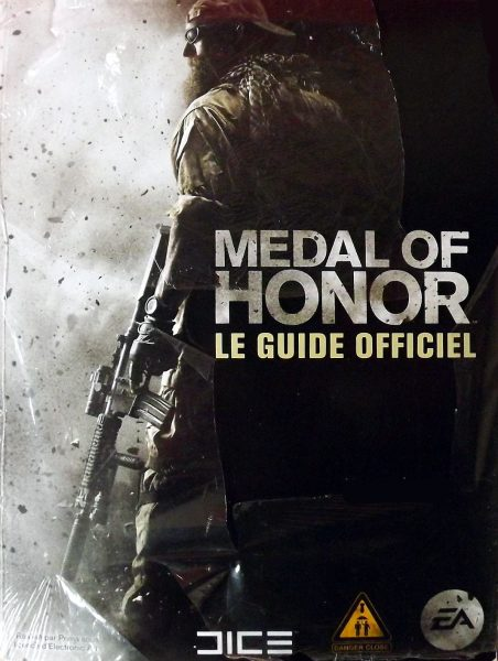 guide officiel Medal of Honor