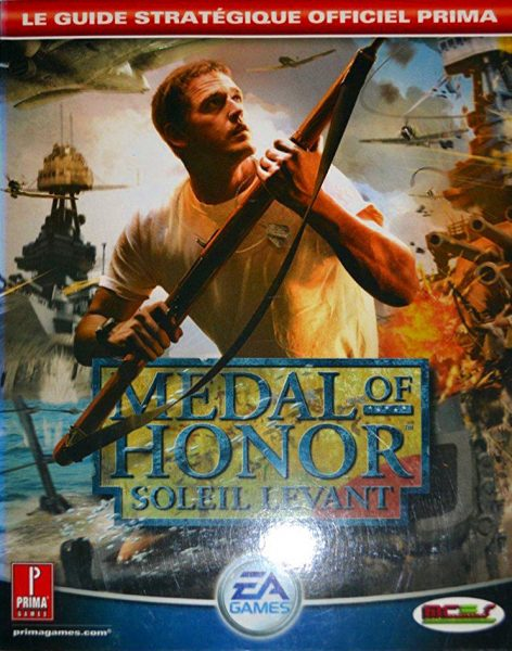 guide officiel Medal of Honor - Soleil Levant