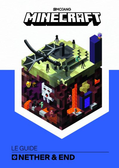 guide officiel Minecraft - Nether Ender