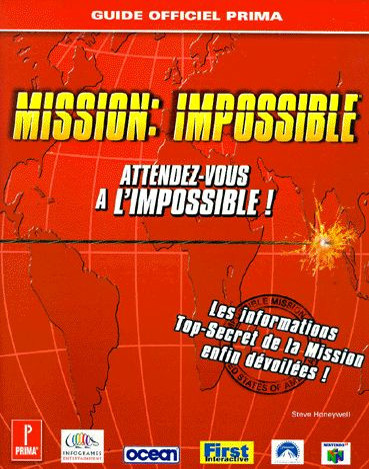 guide officiel Mission Impossible