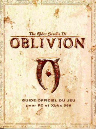 The Elder Scrolls 4 : Oblivion