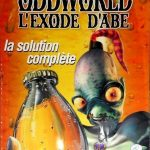 guide officiel Oddworld - exode abe