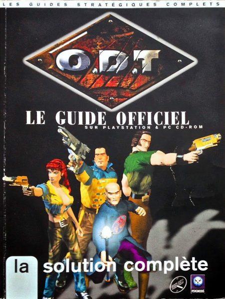 guide officiel O.D.T