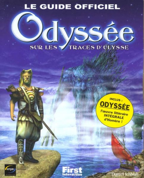 guide officiel odyssée