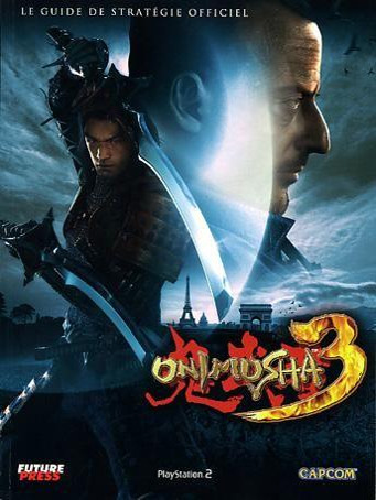guide officiel Onimusha 3