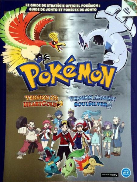 guide Pokémon HearthGold & SoulSilver