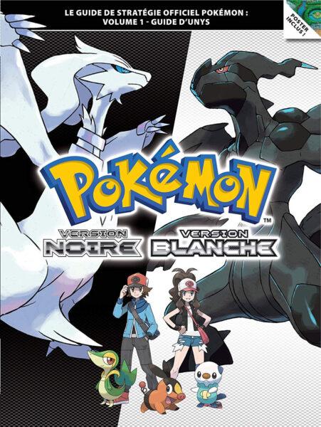 guide Pokémon Noir & Blanc