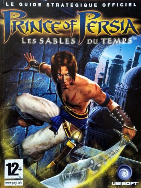 guide officiel Prince of Persia - Les Sables du Temps