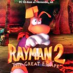 guide officiel Rayman 2 - The Great Escape