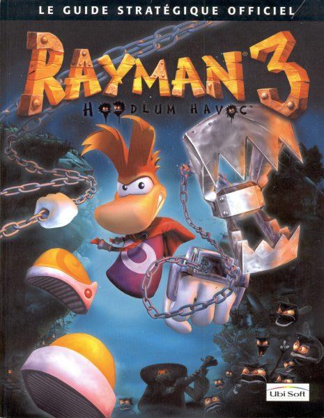 guide officiel Rayman 3 - Hoodlum Havoc