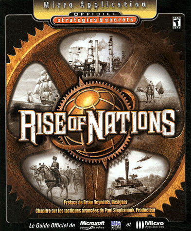 guide officiel Rise of Nations