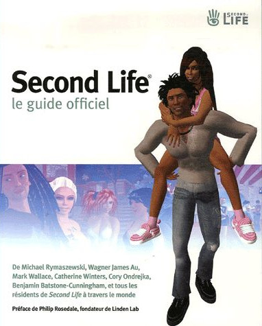 guide officiel Second Life