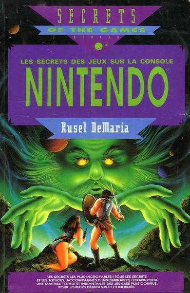Les secrets des jeux Nintendo