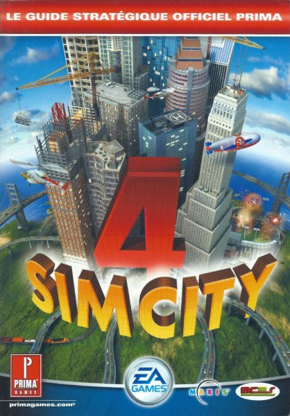 guide officiel sim city 4