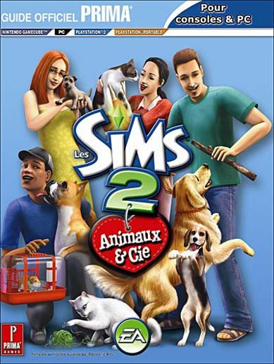 guide officiel Les Sims 2 - Animaux