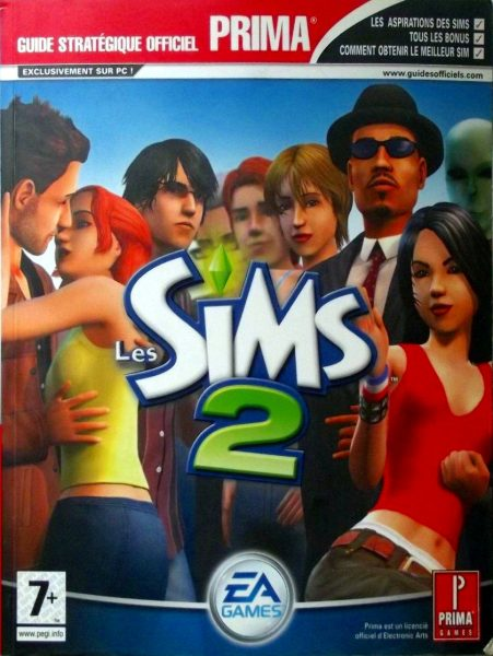 guide officiel - Les Sims 2