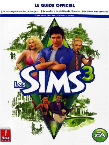 guide officiel Sims 3