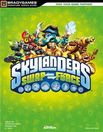 guide officiel skylanders swap force