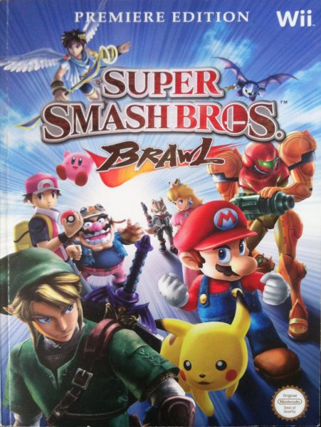 guide officiel Super Smash Bros. Brawl