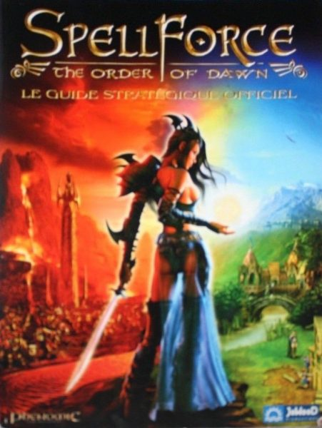 guide officiel Spellforce - The Order of Dawn