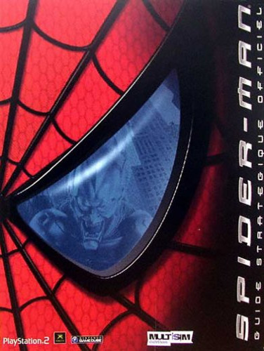 guide officiel Spider-Man