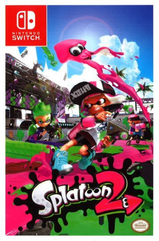 Read more about the article Splatoon 2