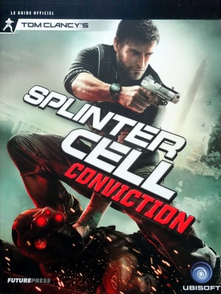 guide officiel Splinter Cell Conviction