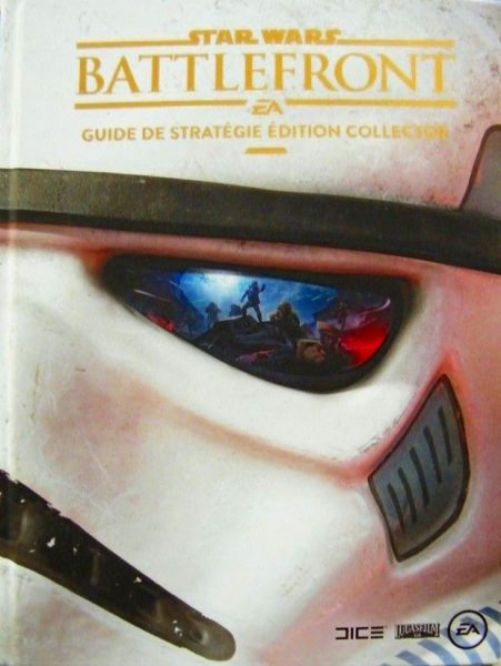 guide officiel Star Wars - Battlefront