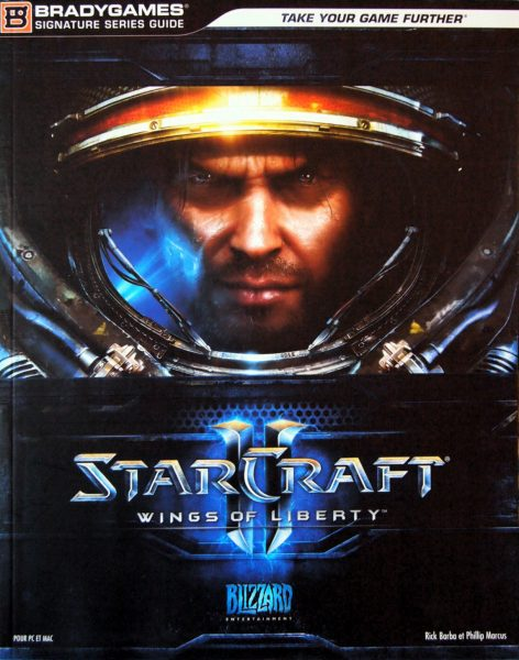 guide officiel Starcraft 2 - Wings of Liberty