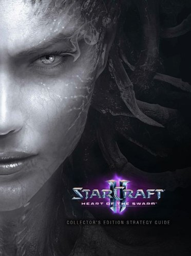 guide officiel starcraft 2 collector