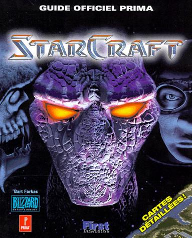 guide officiel StarCraft