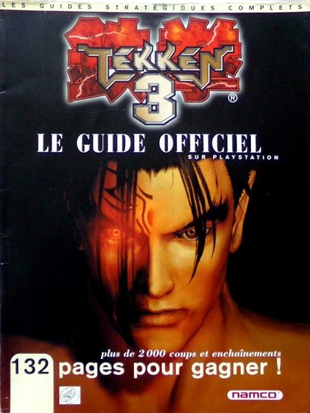 guide officiel tekken 3