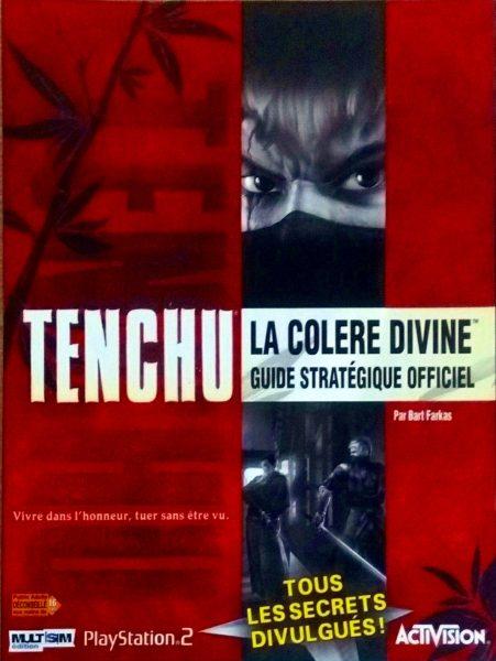 guide officiel Tenchu - La Colère Divine