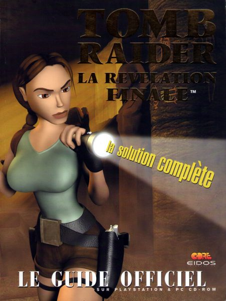 guide officiel Tomb Raider 4 - La révélation finale