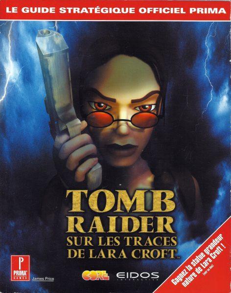guide officiel Tomb Raider 5 - Sur les Traces de Lara Croft