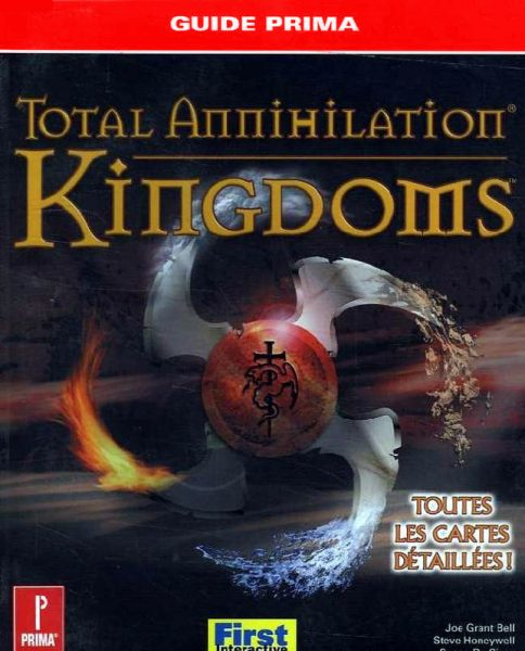 guide officiel Total Annihilation Kingdoms