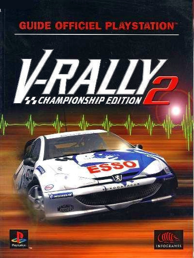 guide officiel V-Rally 2