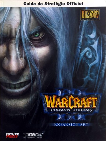 guide officiel Warcraft 3 - The Frozen Throne