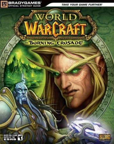 guide officiel World of Warcraft - The Burning Crusade