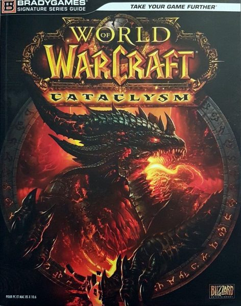 guide officiel World of Warcraft - Cataclysm