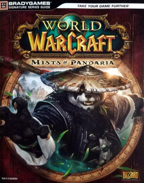 guide officiel World of Warcraft - Mists of Pandaria