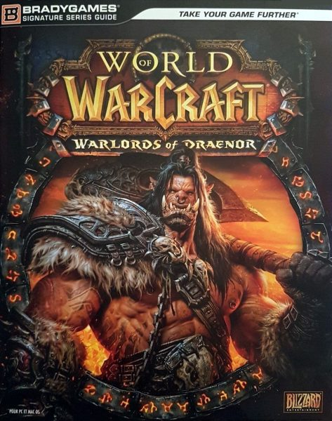 guide officiel World of Warcraft - Warlords of Draenor