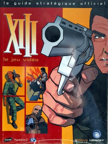 guide officiel XIII