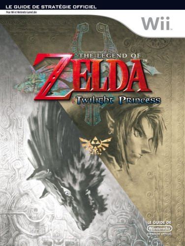 guide officiel The Legend of Zelda - Twilight Princess