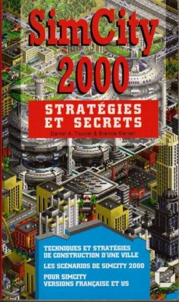guide sim city 2000 réédition