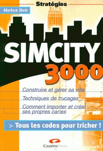 guide Sim City 3000